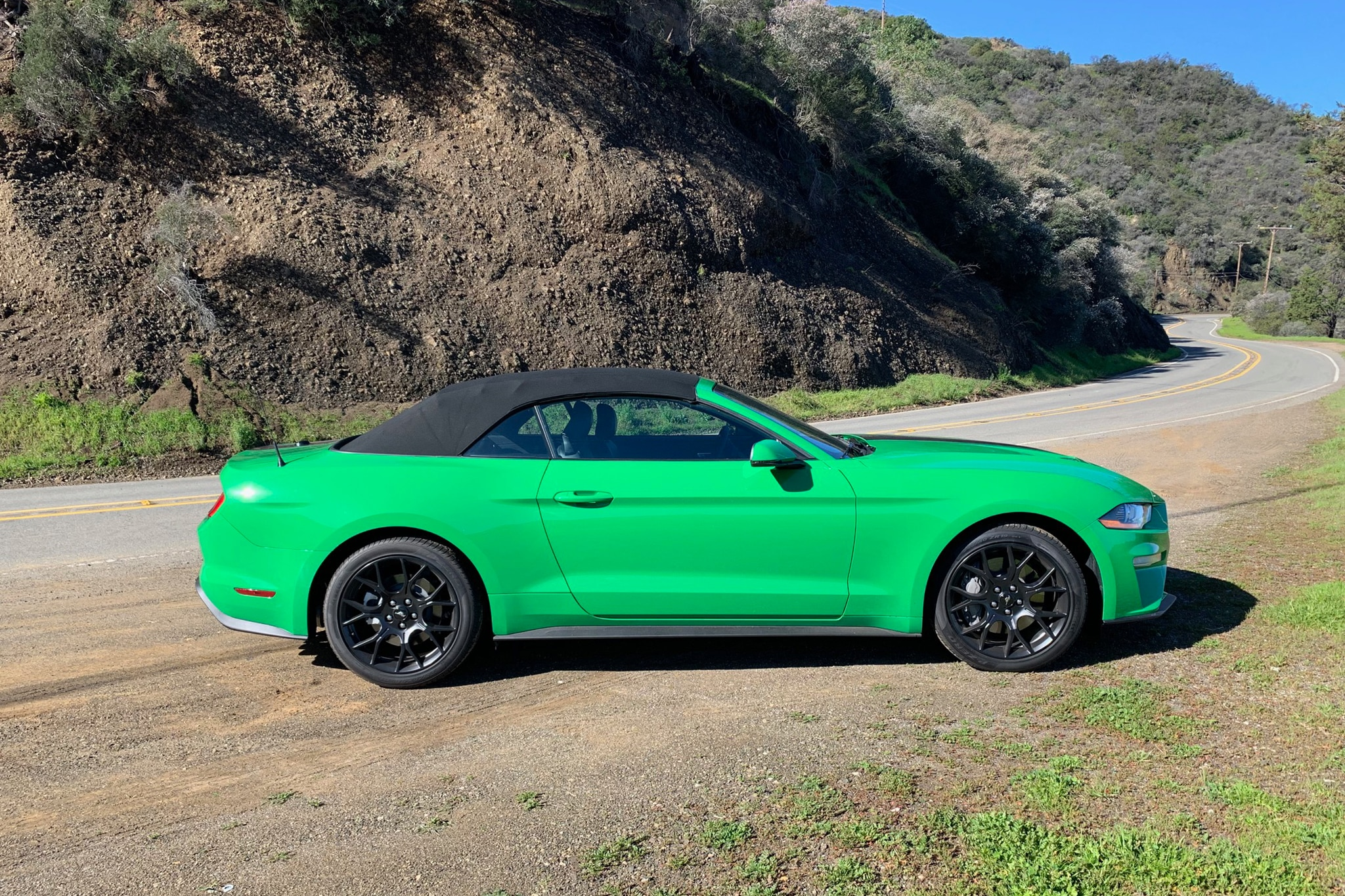Ford Mustang Ecoboost Review