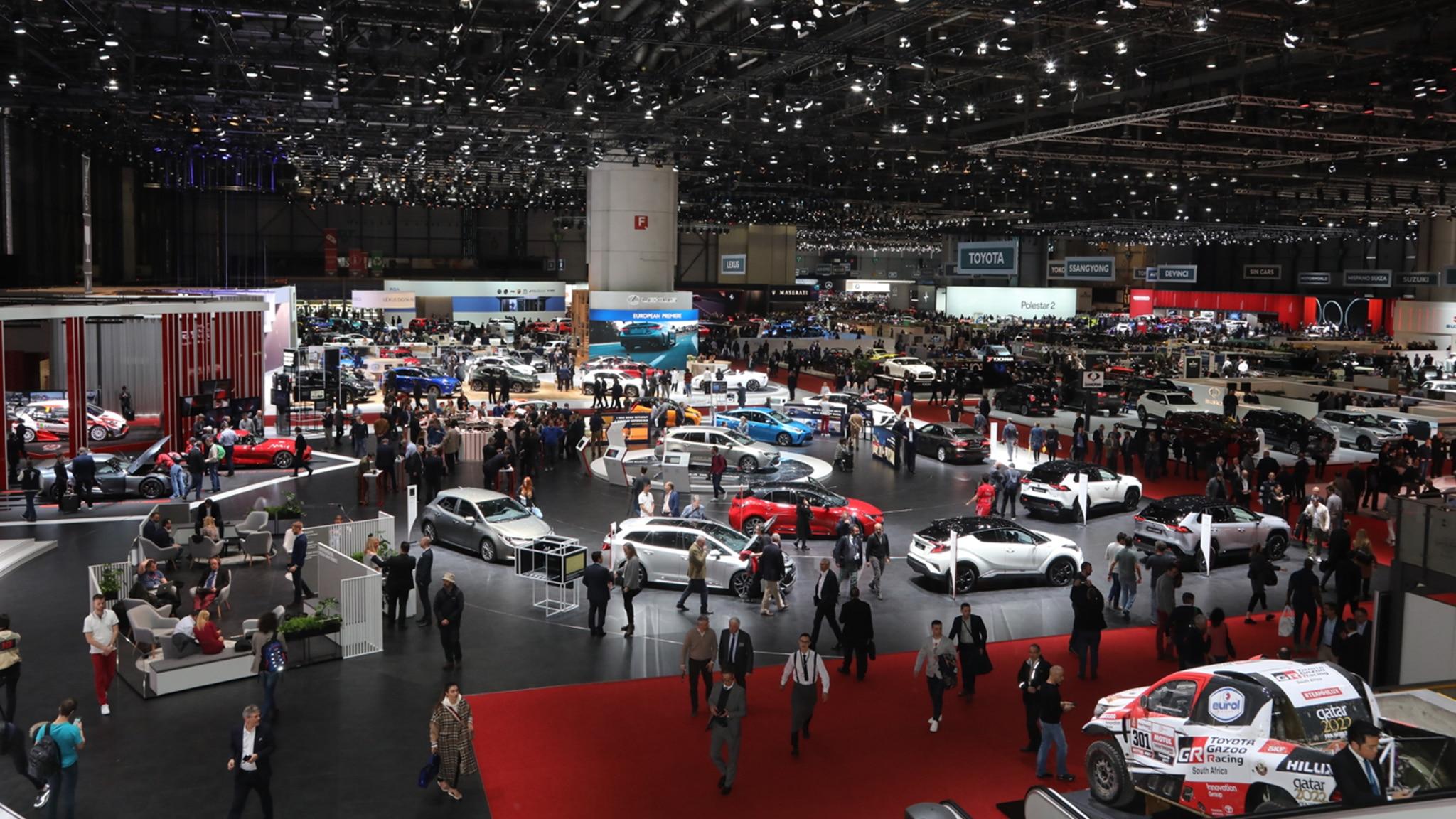 2019 Geneva Auto Show