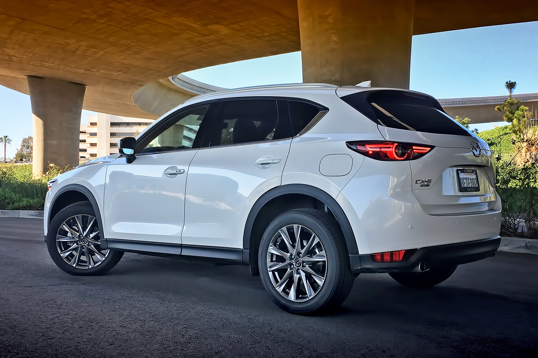 2019 Mazda Cx 5 Turbo Awd Review Even Better Under Pressure
