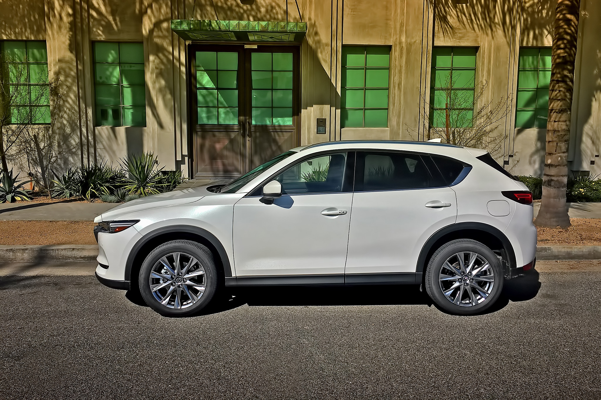 2019 Mazda CX-5 Turbo AWD Review: Even Better Under