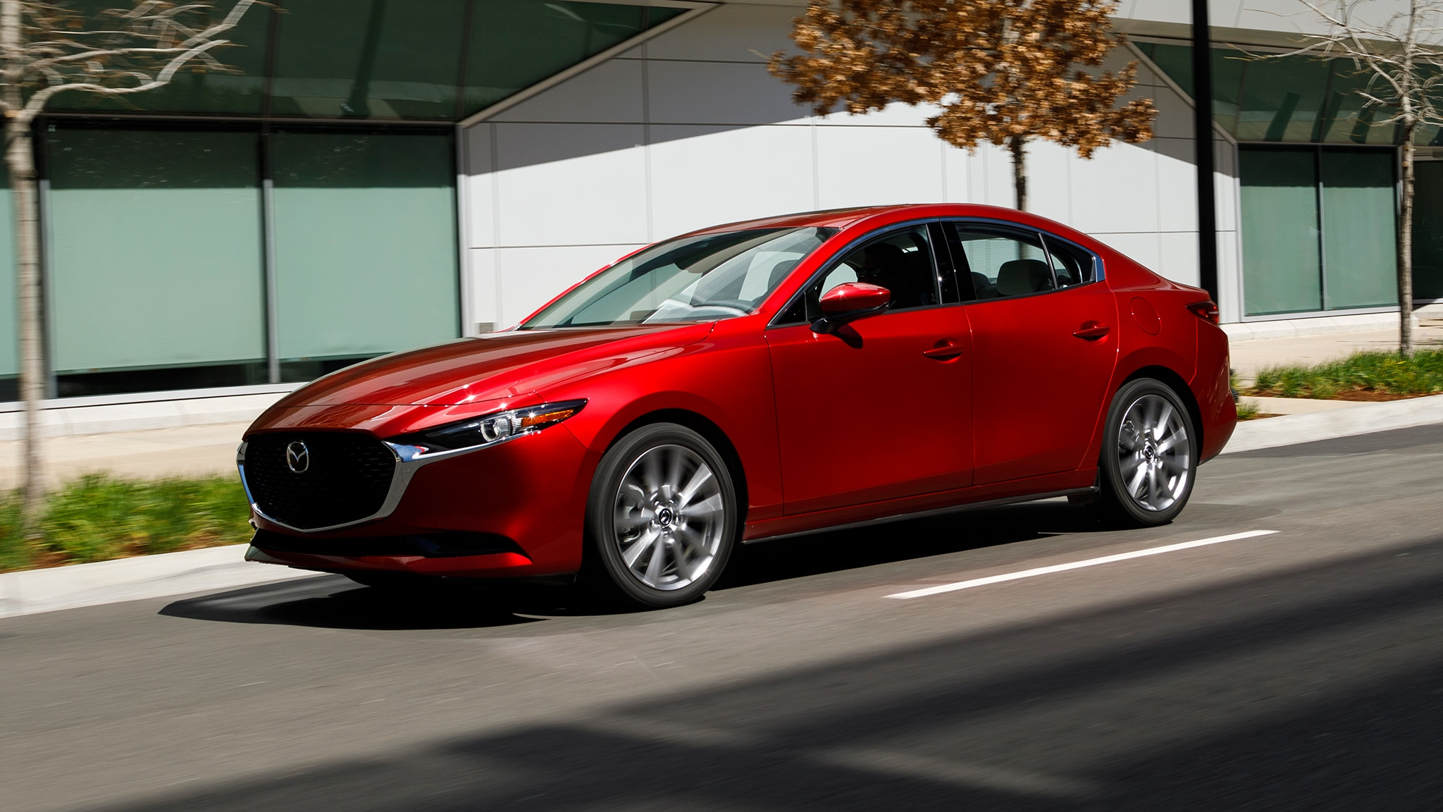2019 Mazda 3 First Drive Review: Great With AWD, A Hatch