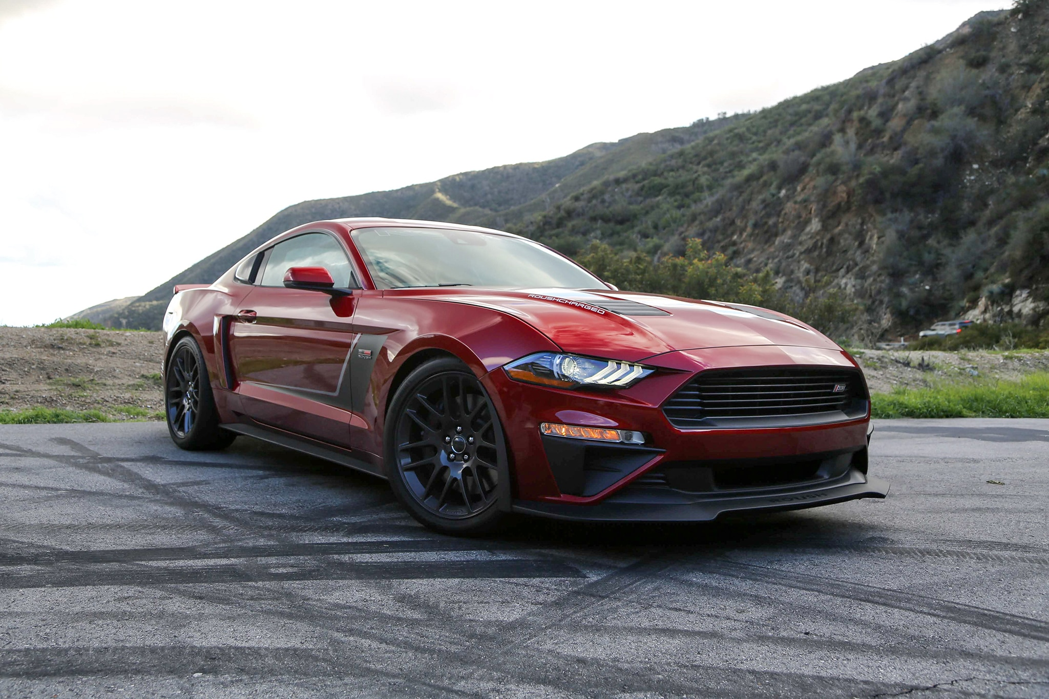 Roush Stage 3 >> 2019 Ford Mustang Roush Stage 3 Review Stacked With Power
