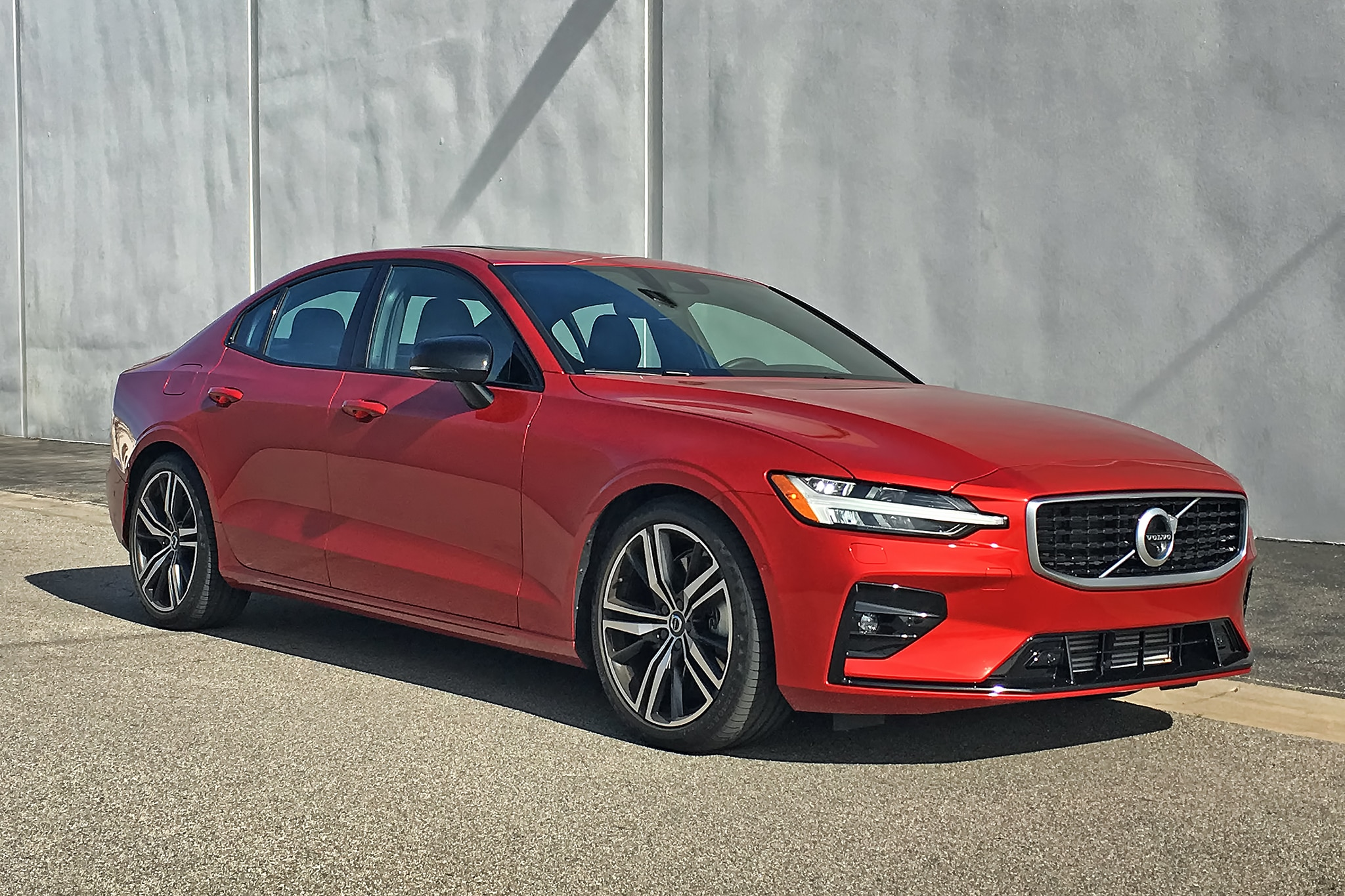 2019 Volvo S60 T6 Awd Review Finesse Fidelity No Flash