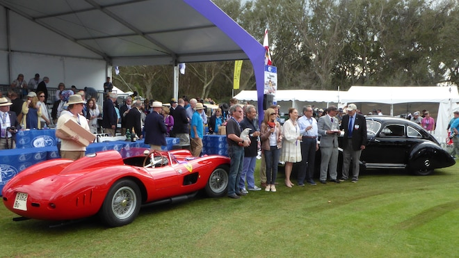 1938 Mercedes Benz 540k Wins Best In Show At Amelia Island Concours