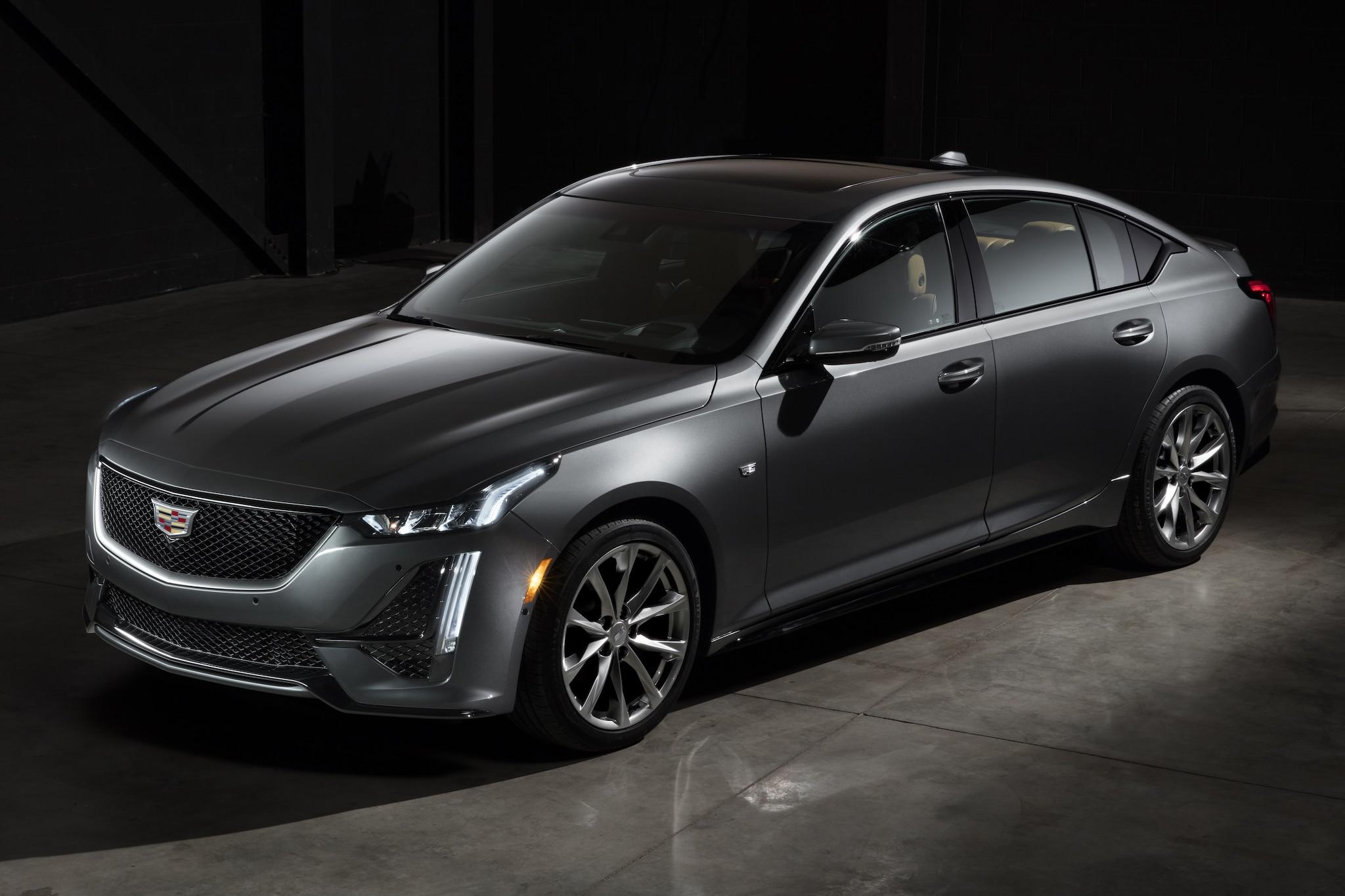 2020 Cadillac CT5 Sedan: What We Know | Automobile Magazine