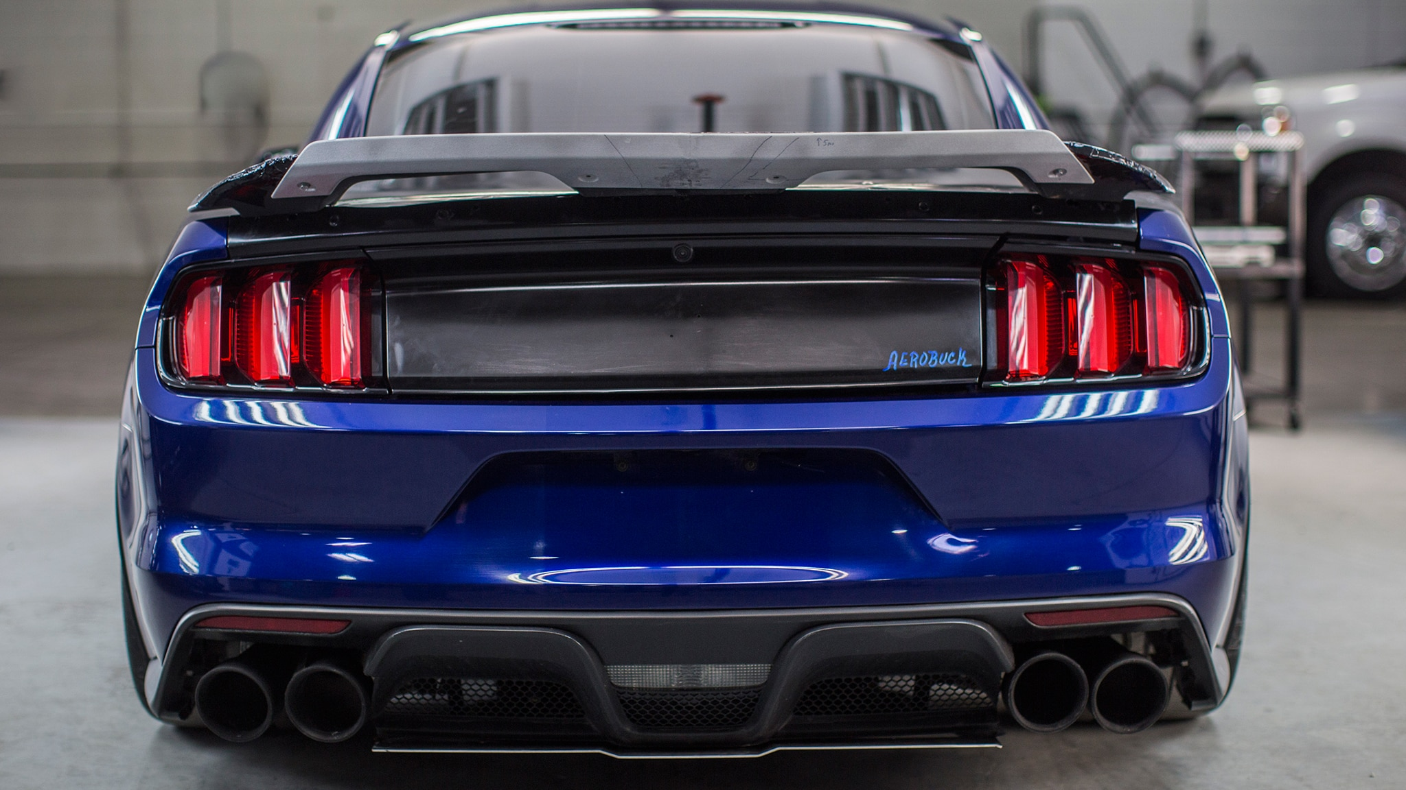 Ford Reveals New Details on 2020 Mustang GT500 Airflow and Aero | Automobile Magazine