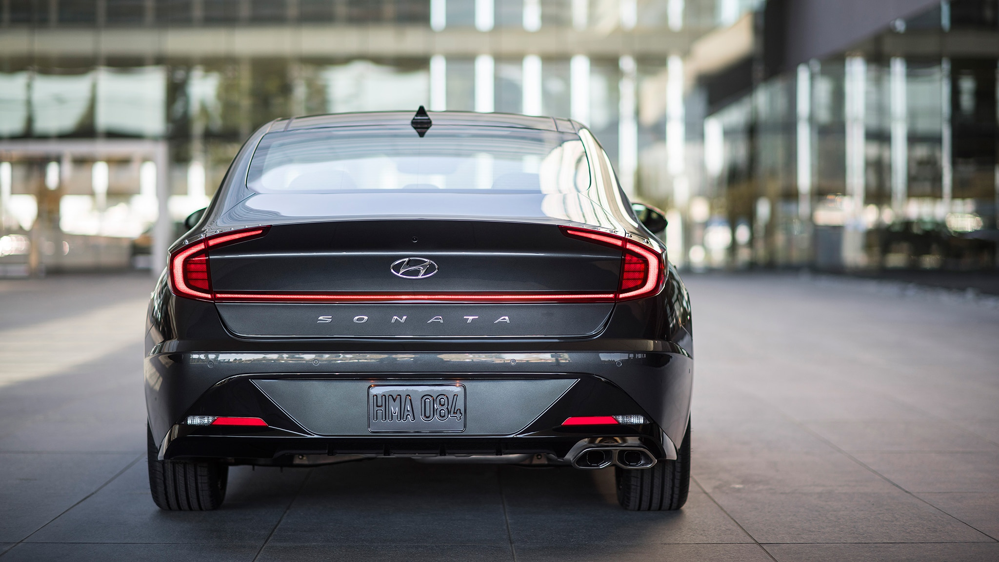 2020 Hyundai Sonata Inside The Design Automobile Magazine