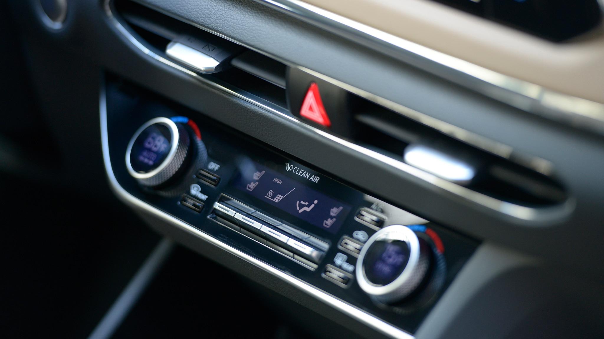 2020 Hyundai Sonata Prototype Drive Good Manners Fab Looks
