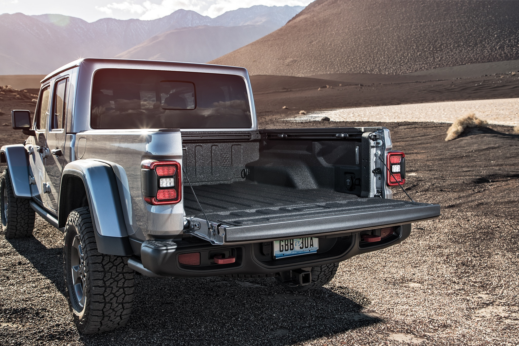 2020 Jeep Gladiator First Drive: It's Outstanding | CarsRadars
