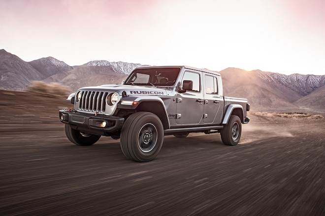 2020 Jeep Gladiator First Drive Review It S Outstanding