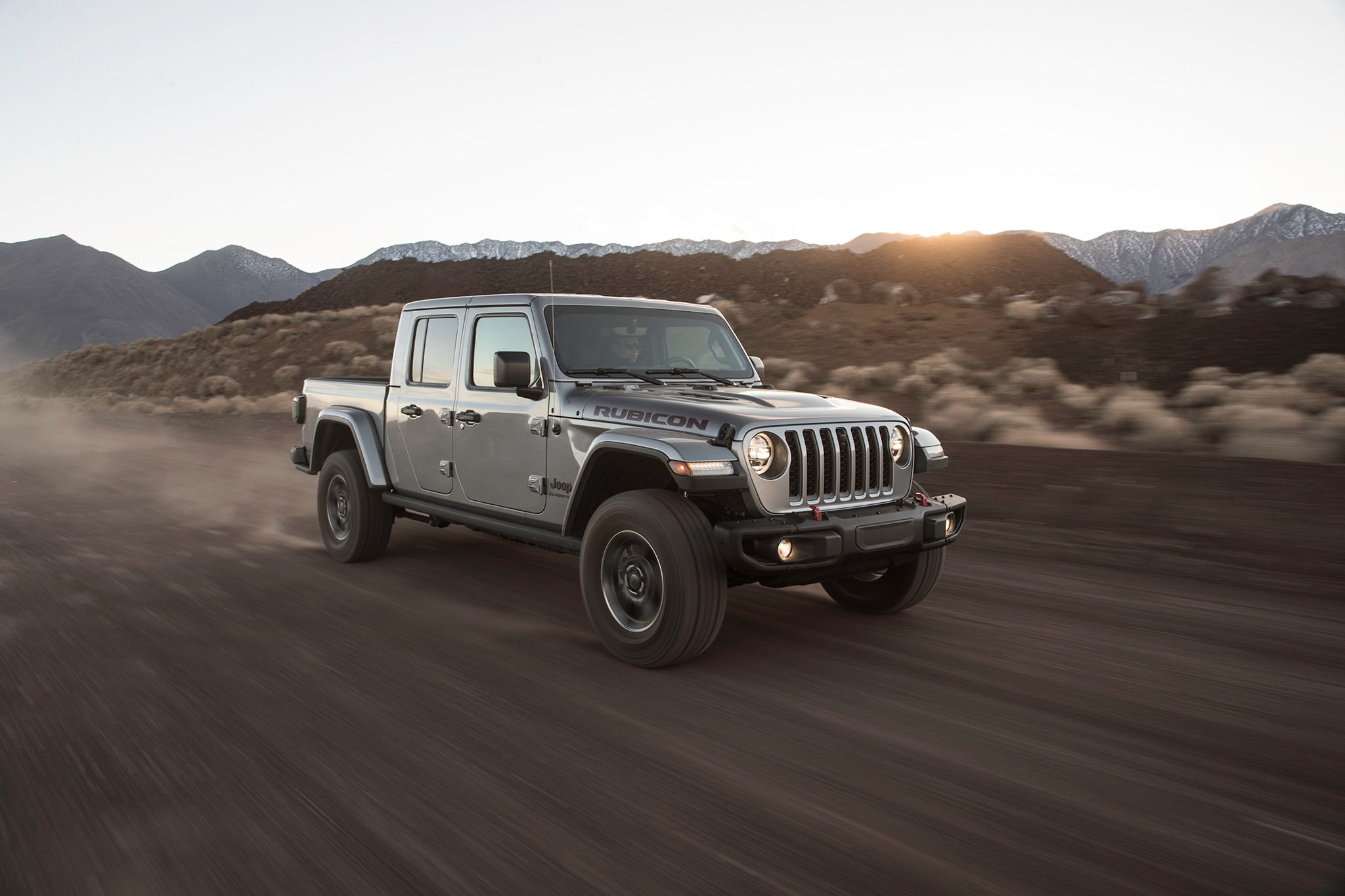 2020 Jeep Gladiator First Drive Review: It's Outstanding ...