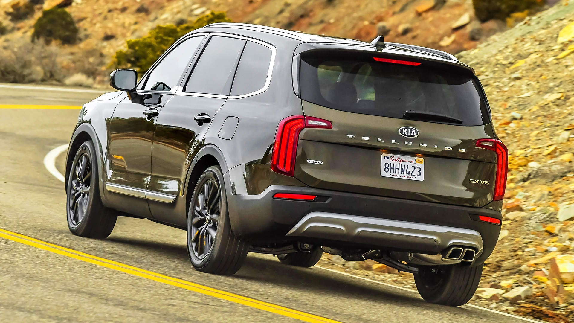 first drive review: the 2020 kia telluride is classy and