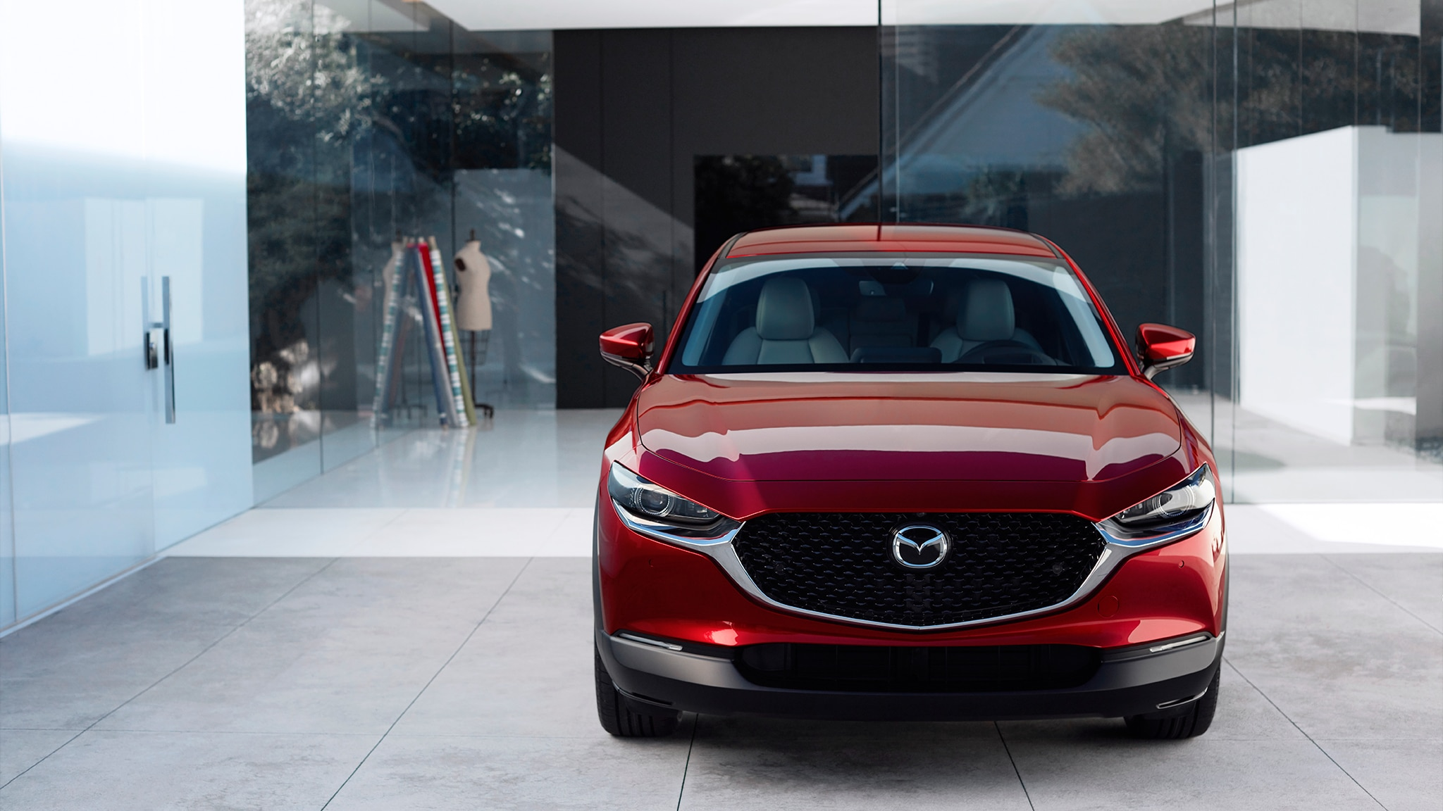 2022 Mazda Cx 30 Will Slot Between Cx 3 And Cx 5 Automobile Magazine