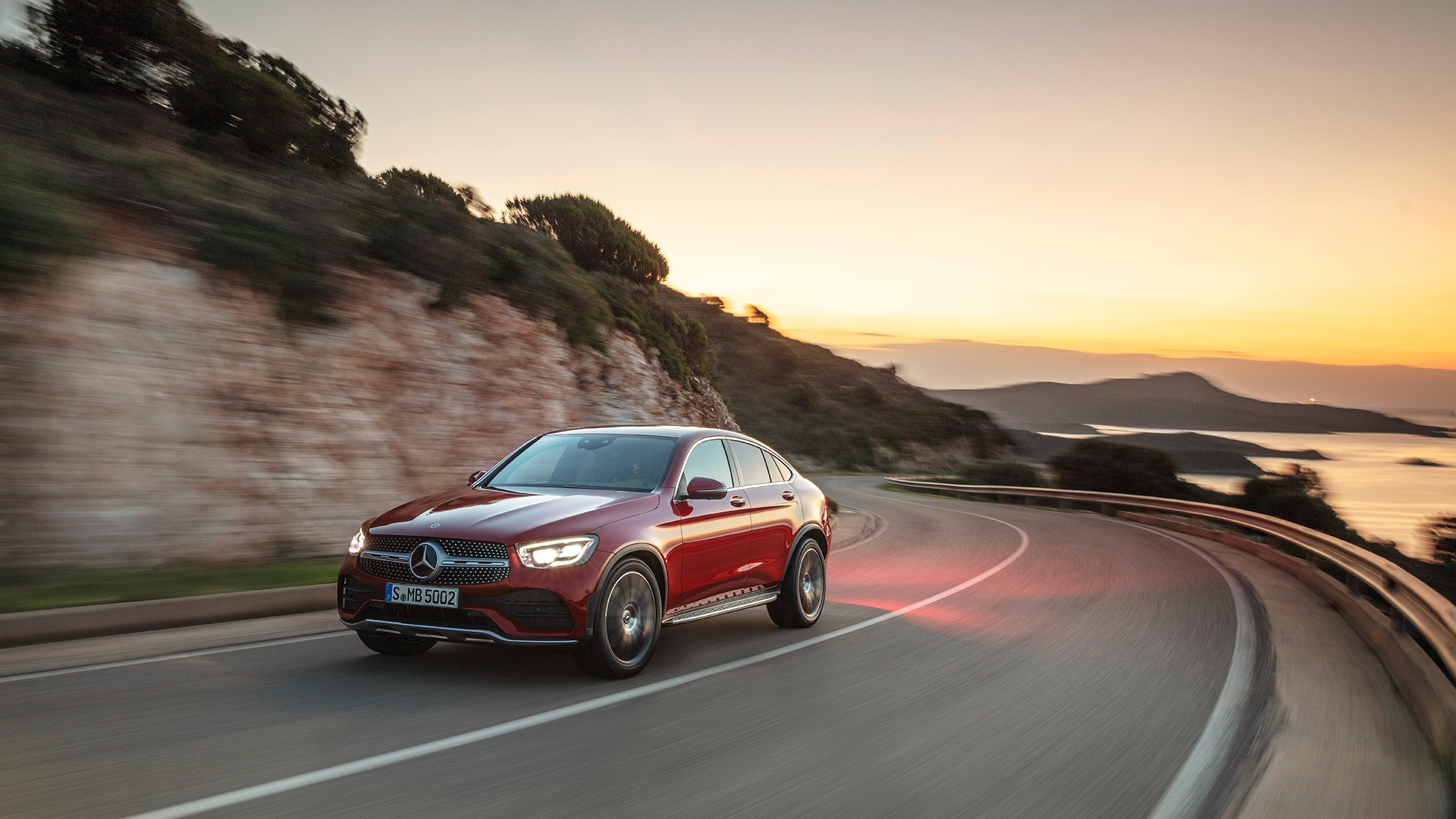 2020 Mercedes-Benz GLC Coupe: Digital Assistant And More