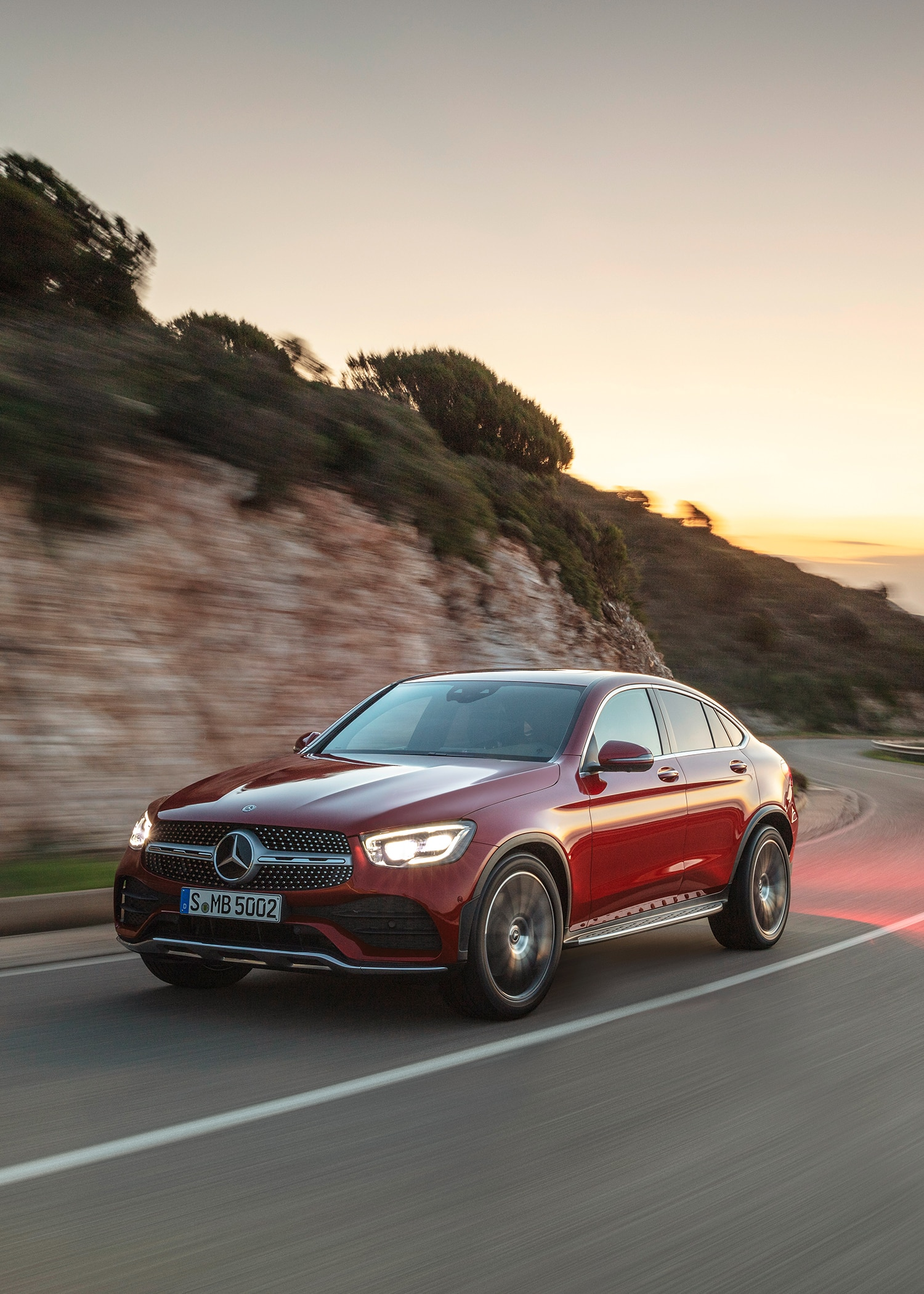 2020 Mercedes-Benz GLC Coupe: Digital Assistant and More ...