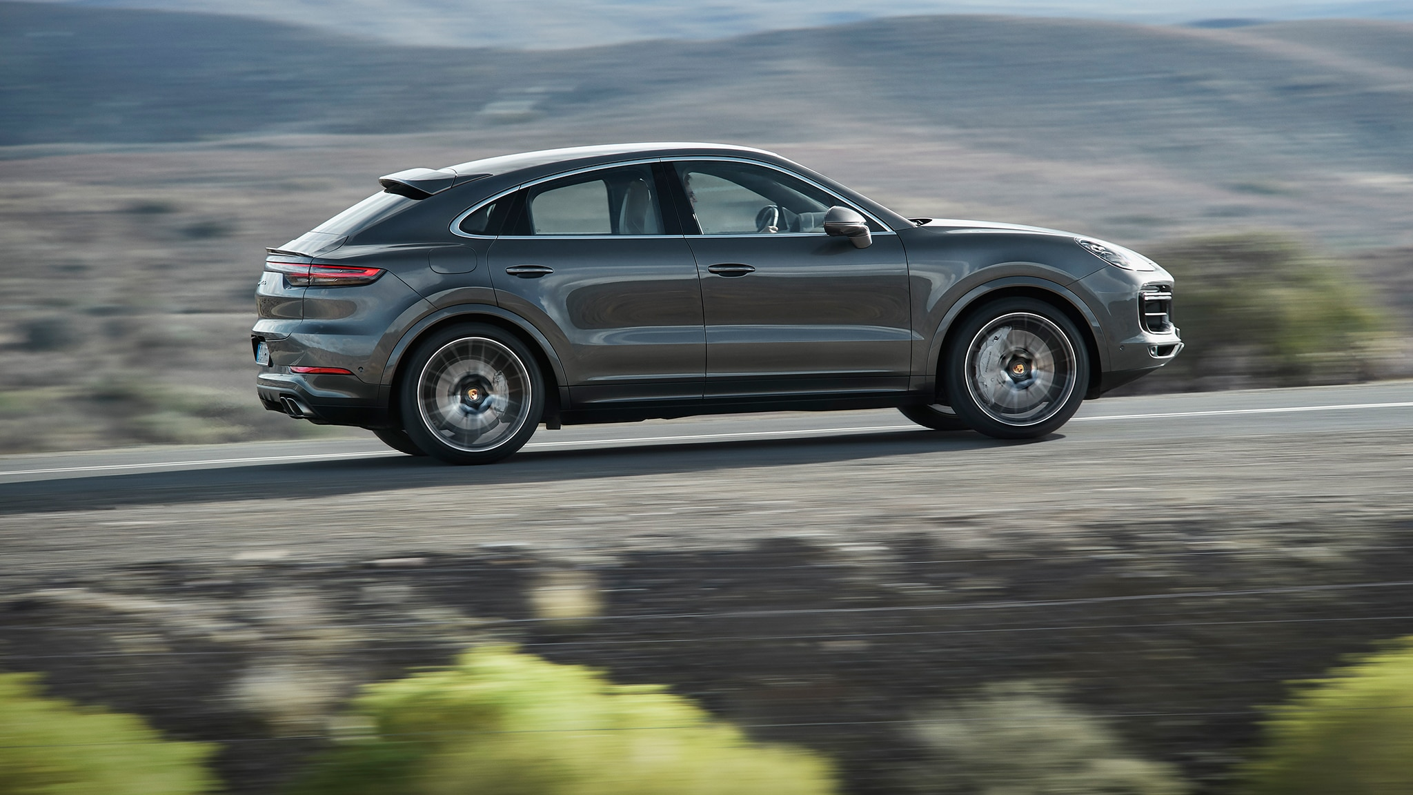 2020 porsche cayenne coupe an even sleeker looking porsche suv automobile magazine