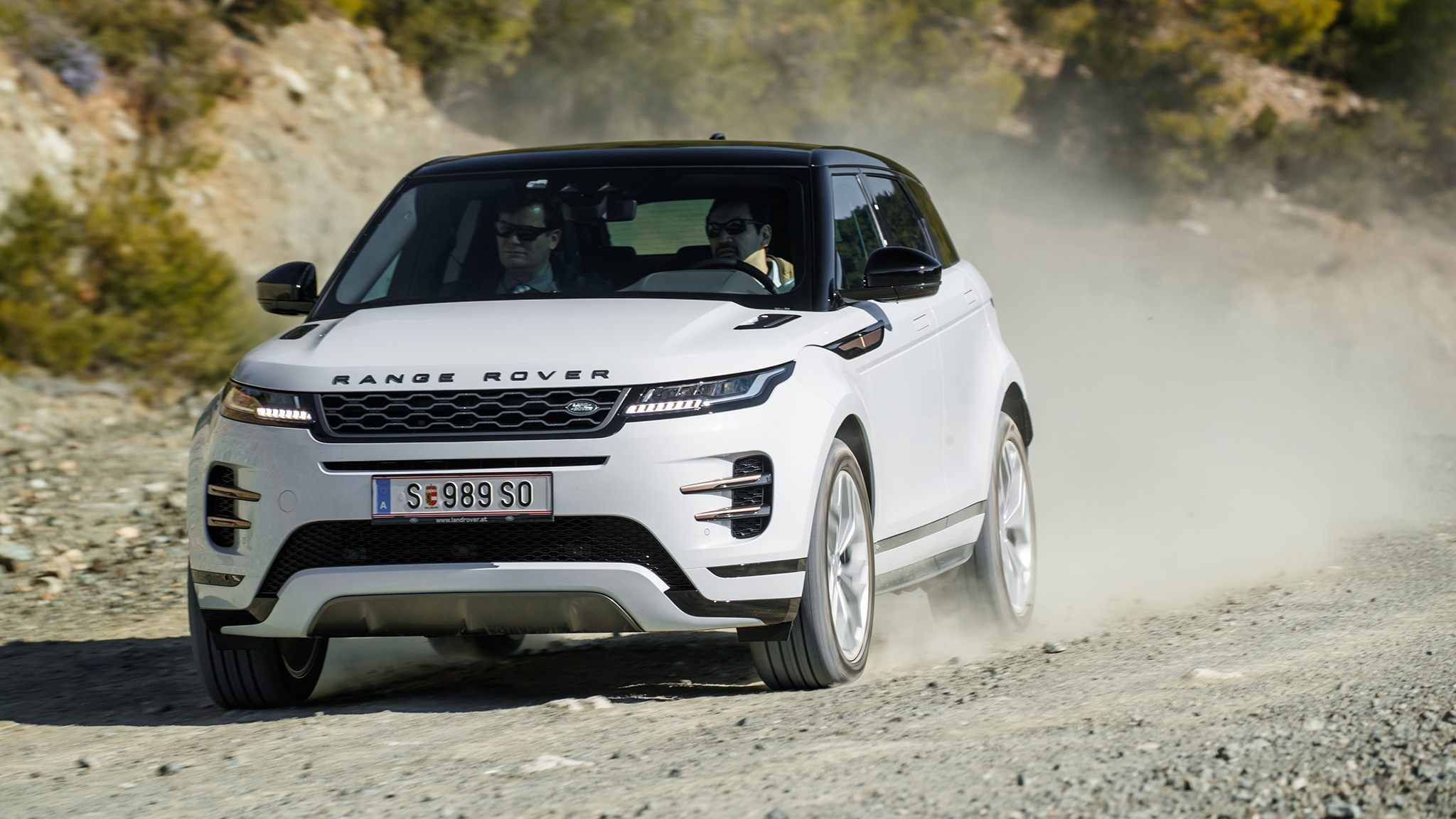 Range Rover Evoque First Drive: Second Time's the Charm | Automobile