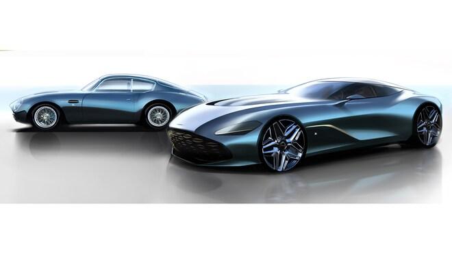 Aston And Zagato Create 8 Million Two Car Collection