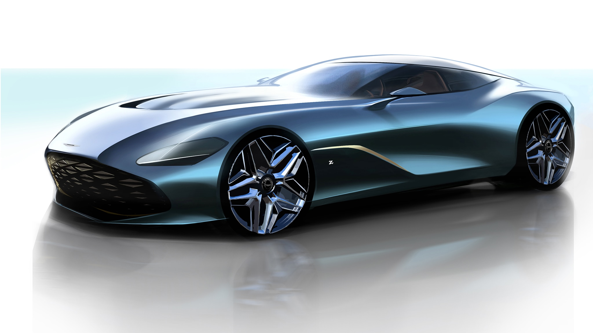 Aston Martin publishes images of $8 million pair of cars