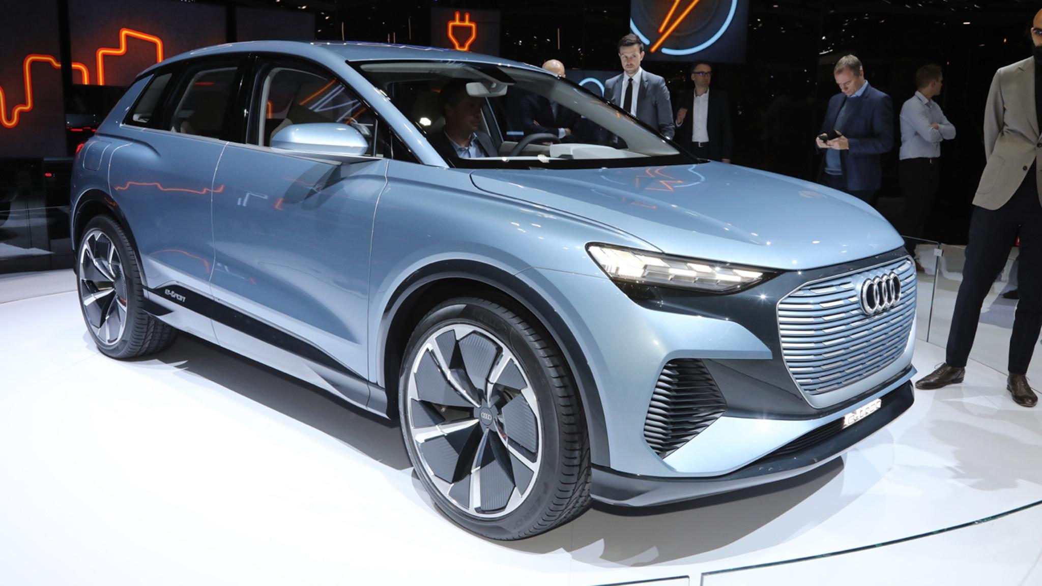Audi Q4 E Tron Concept 07