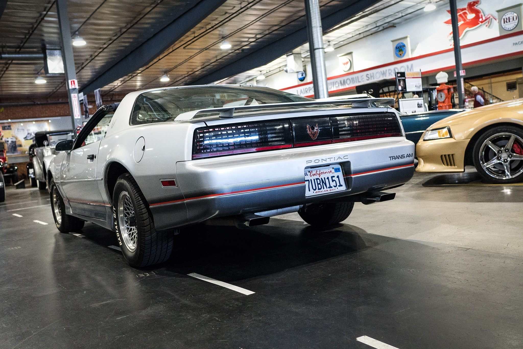 In Photos: All-Women's Car Show at the Automobile Driving