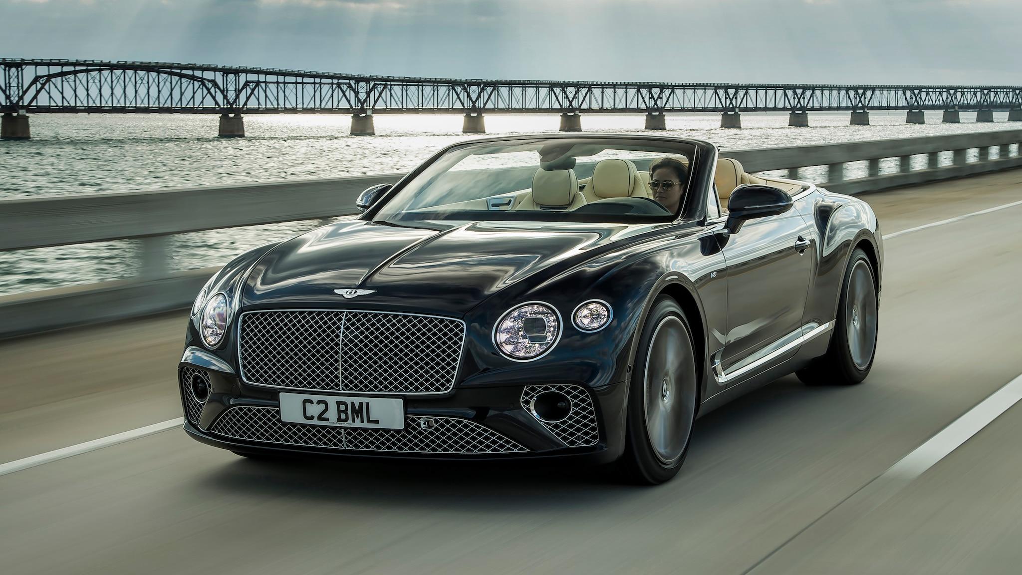 Bentley Continental GT Convertible V8 1 1