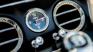 Bentley Continental GT Convertible V8 13