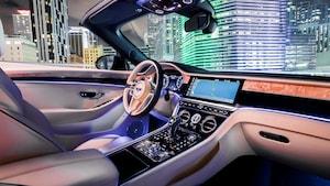 Bentley Continental GT Convertible V8 15