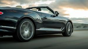 Bentley Continental GT Convertible V8 9 1