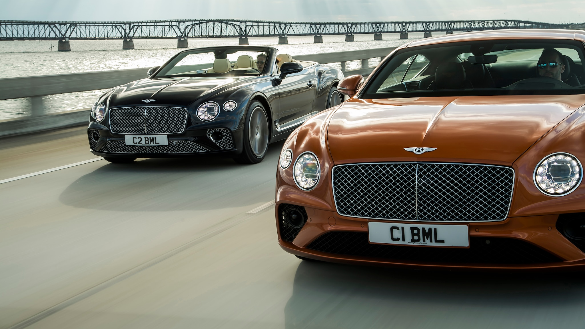 Bentley Continental GT GT Convertible V8_Hero 2 1