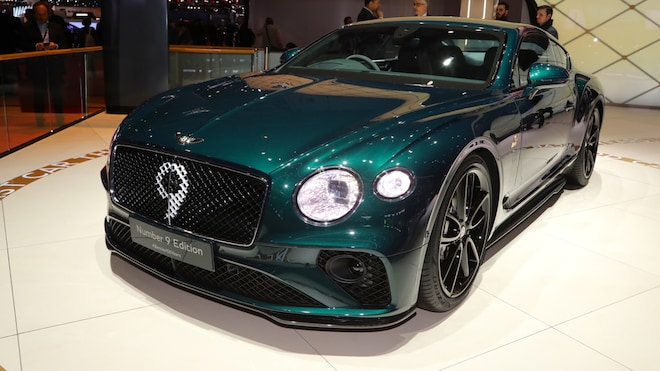 Bentley Continental GT No 9 Edition 02