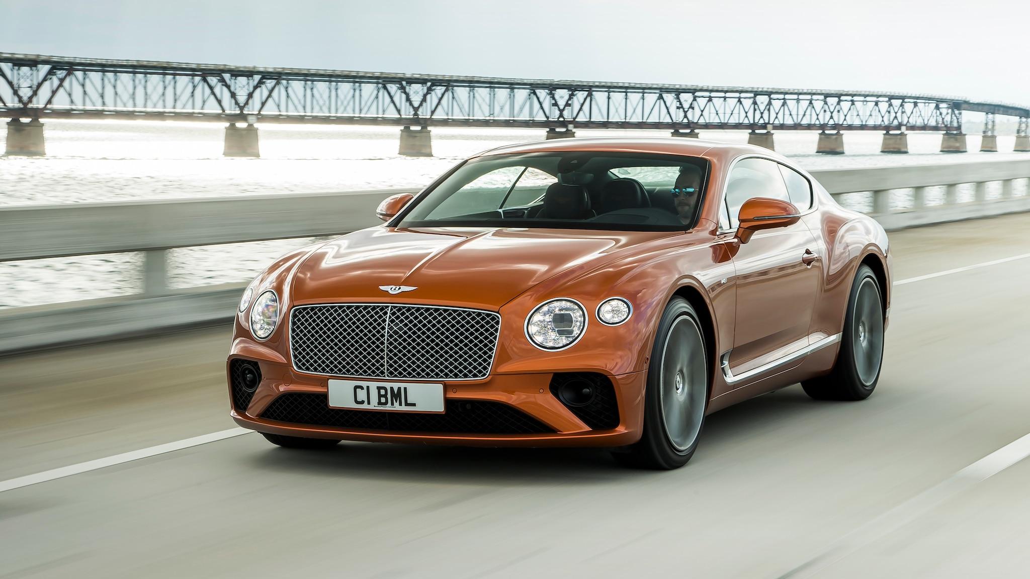 Bentley Continental GT V8 1 1