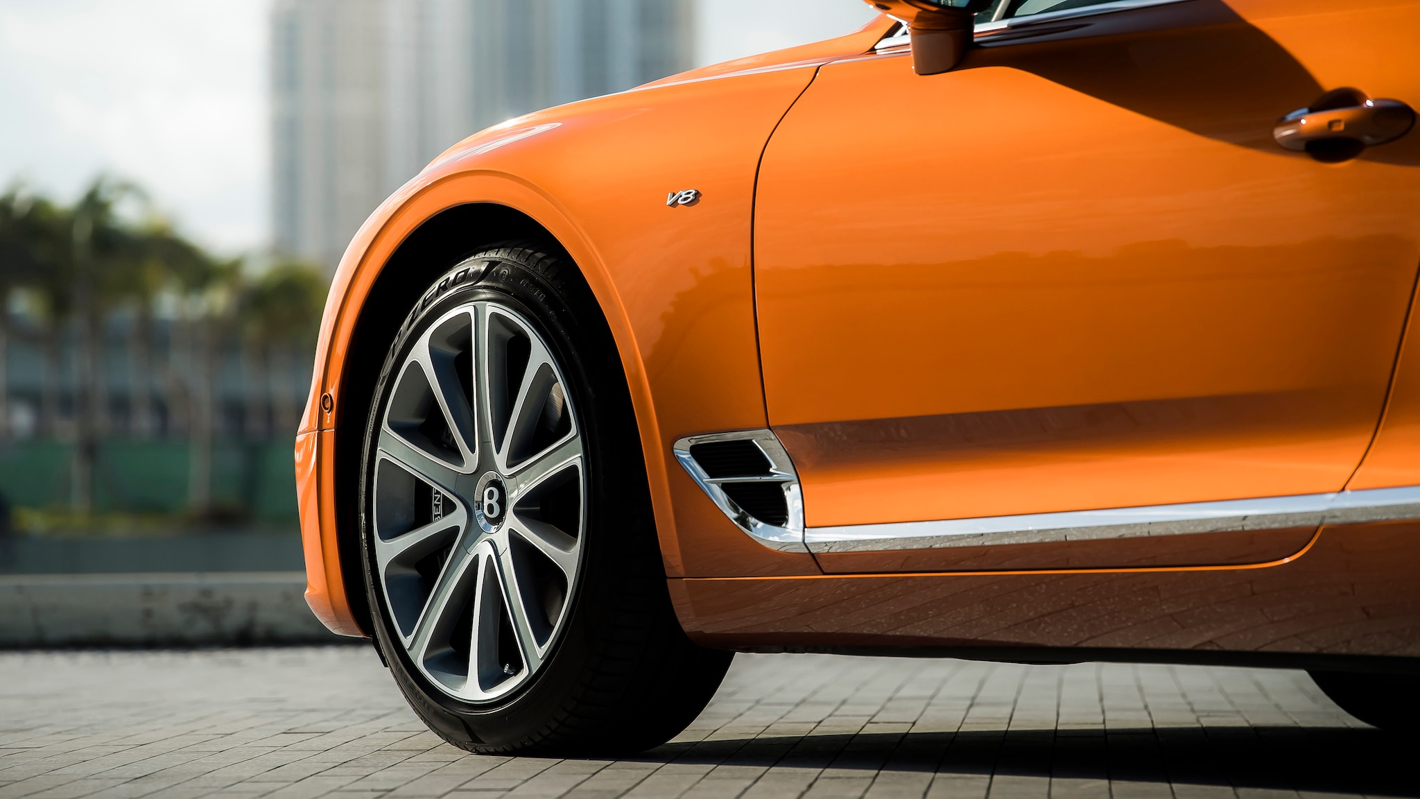 Bentley Continental GT V8 11 1