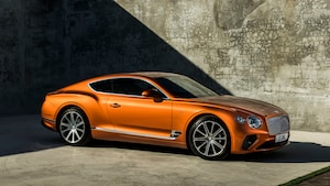 Bentley Continental GT V8 13