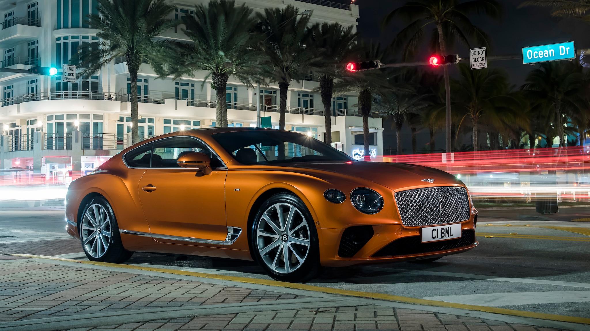 Bentley Continental GT V8 17