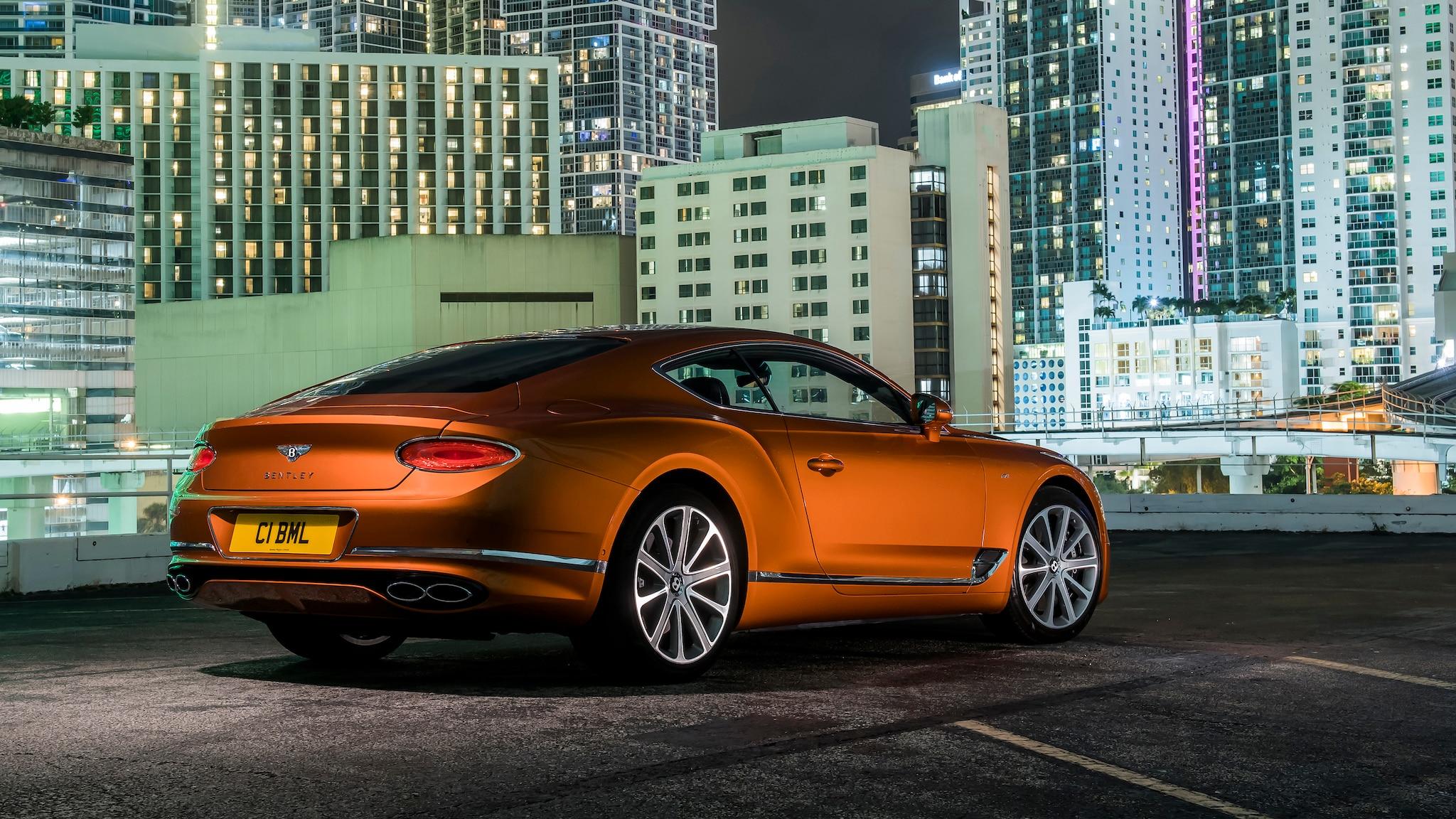 Bentley Continental GT V8 18