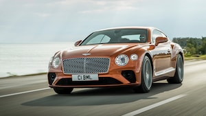 Bentley Continental GT V8 2 1