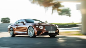Bentley Continental GT V8 3 1