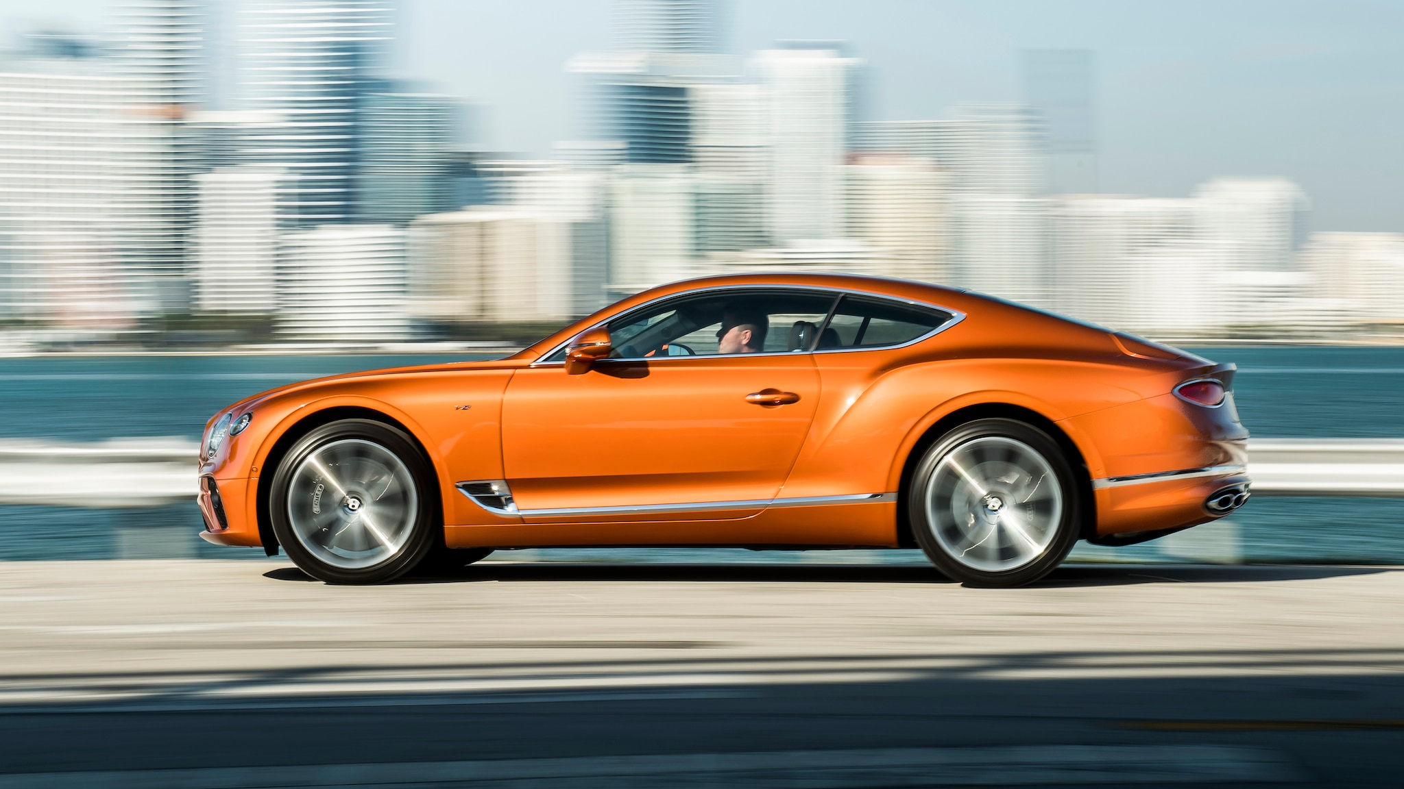 Bentley Continental GT V8 4 1
