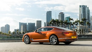 Bentley Continental GT V8 7
