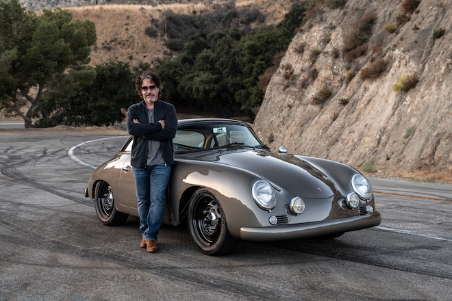 John Oates Emory Outlaw Porsche 356 Cabriolet 8252
