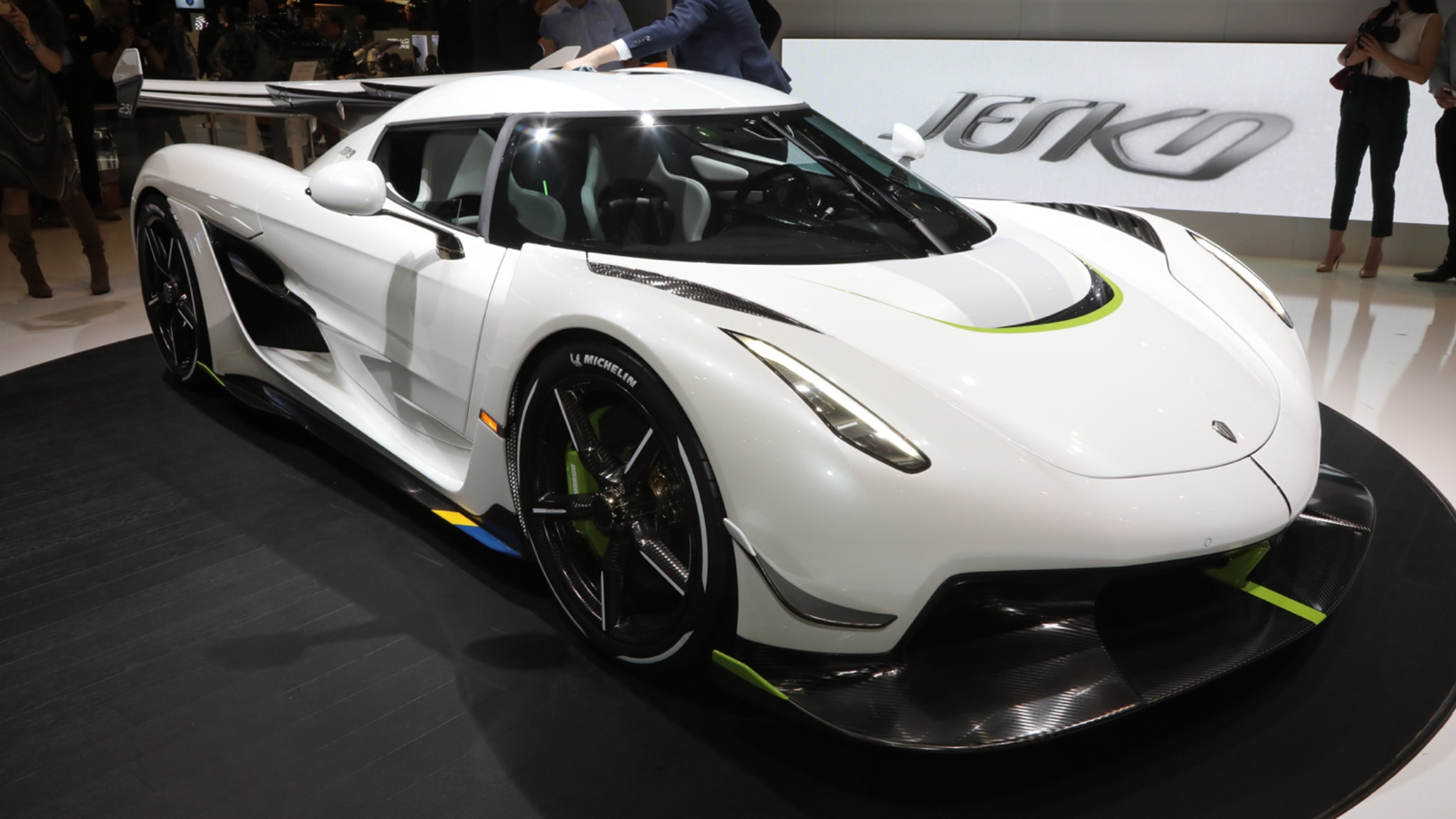 The 1 600 Hp Koenigsegg Jesko Has One Of The Craziest Gearboxes Ever