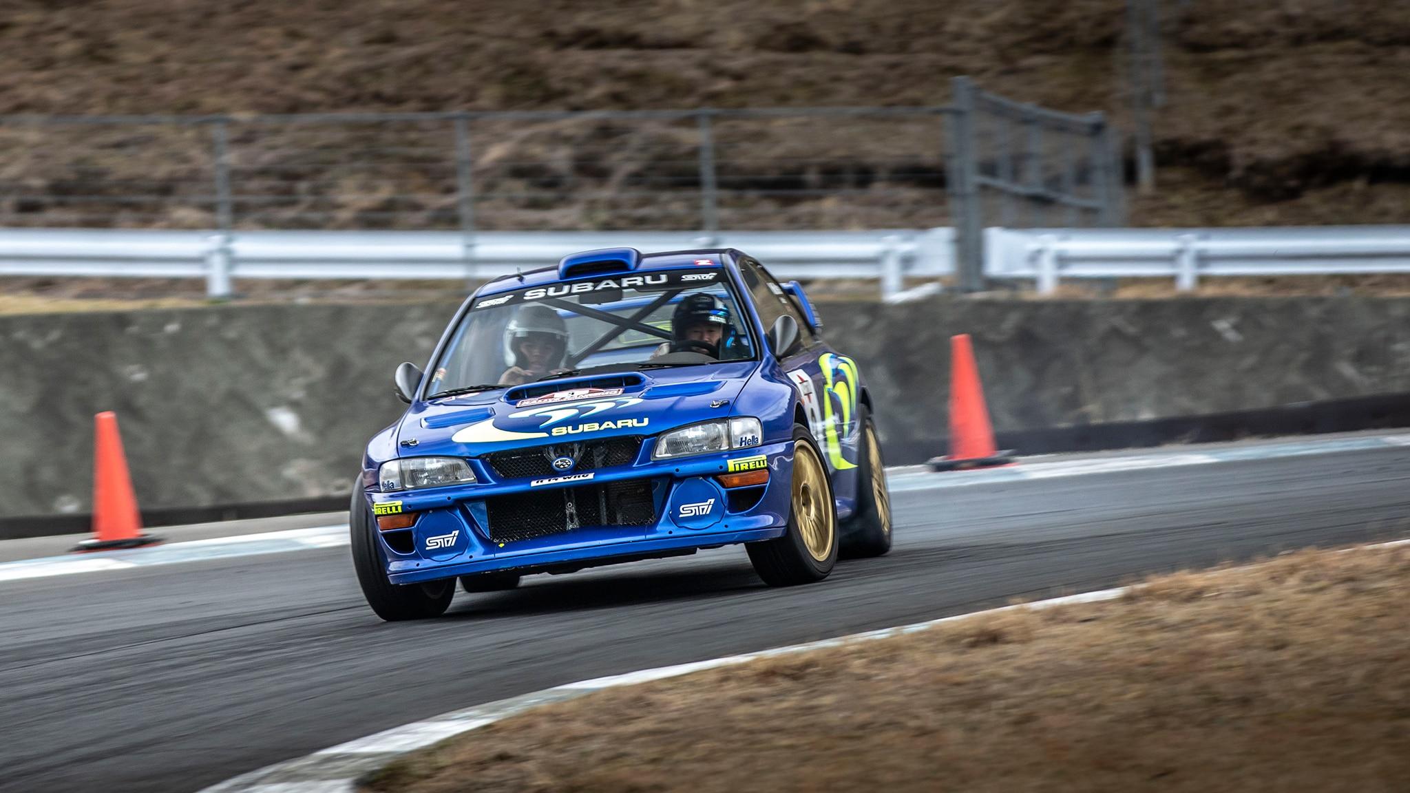 Subaru Motorsports 02