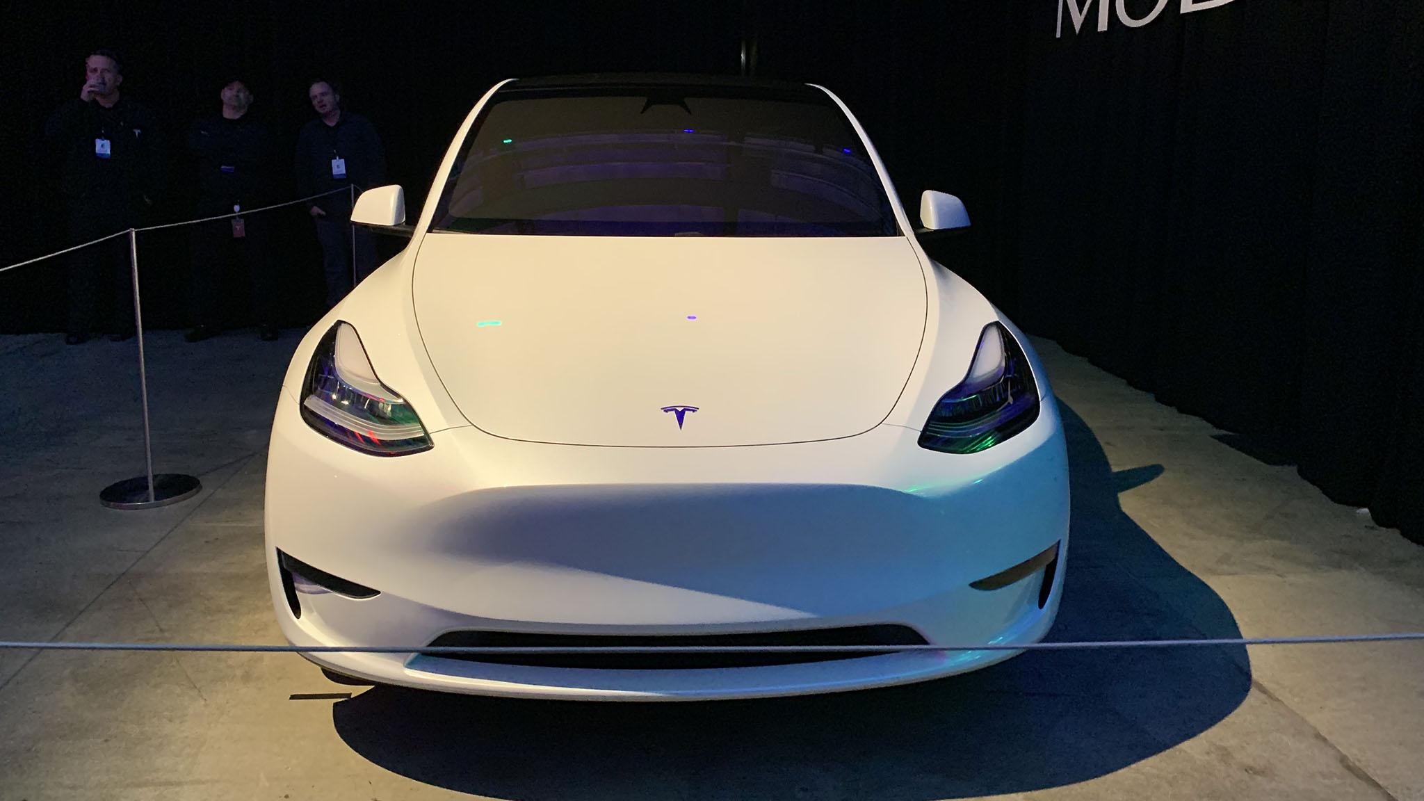 Tesla Model Y Twitter: 2021 Tesla Model Y Debuts: Here's What You Should Know