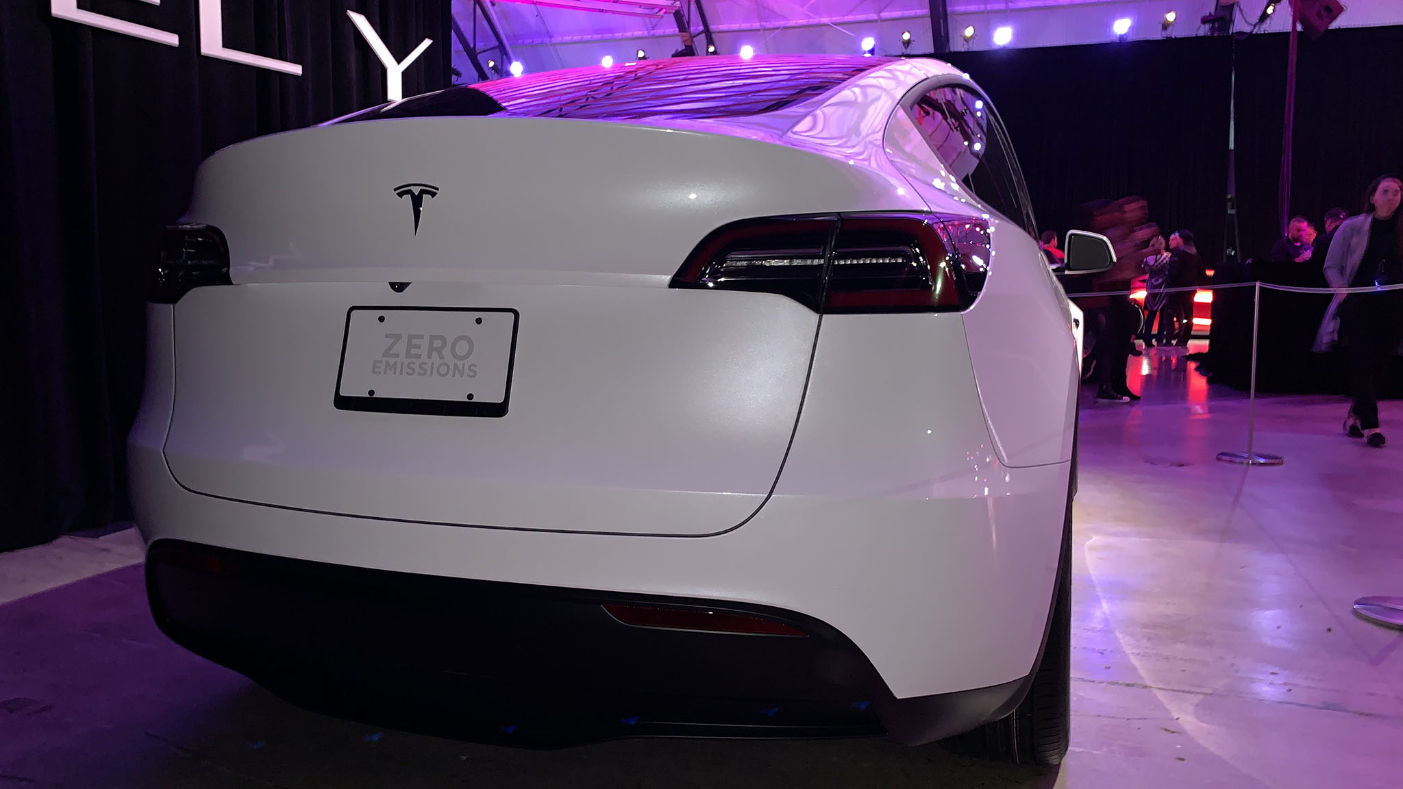 2021 Tesla Model Y Debuts Here S What You Should Know