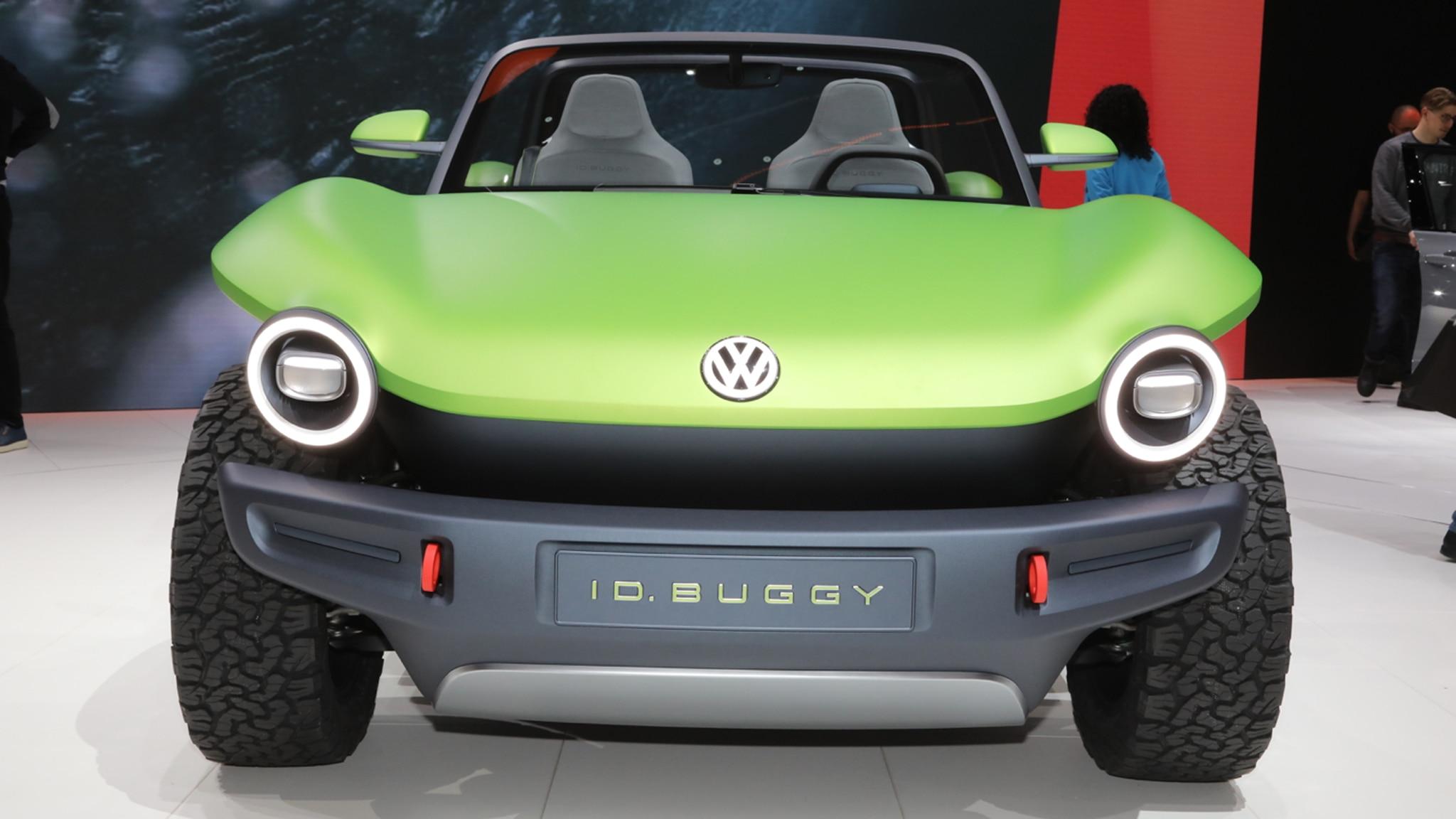 Volkswagen ID Buggy EV Concept 03