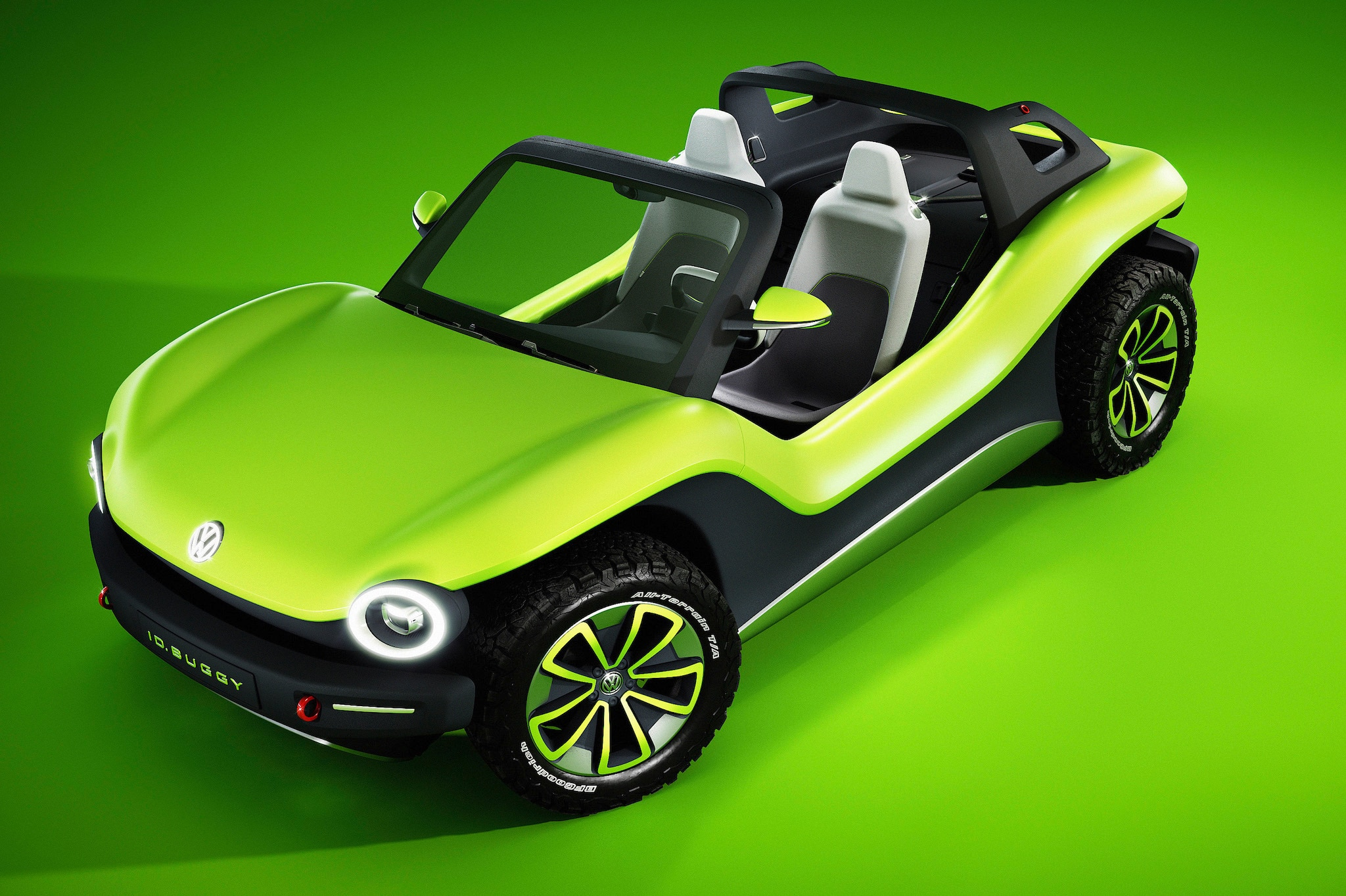 VW's ID Buggy Concept Is A Modern Day Meyers Manx