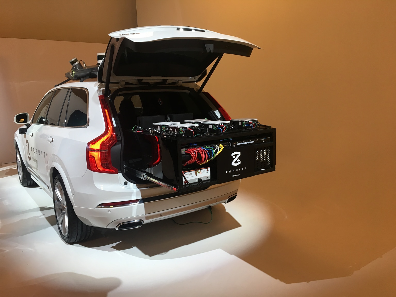 volvo placing more of a premium on safety than ever