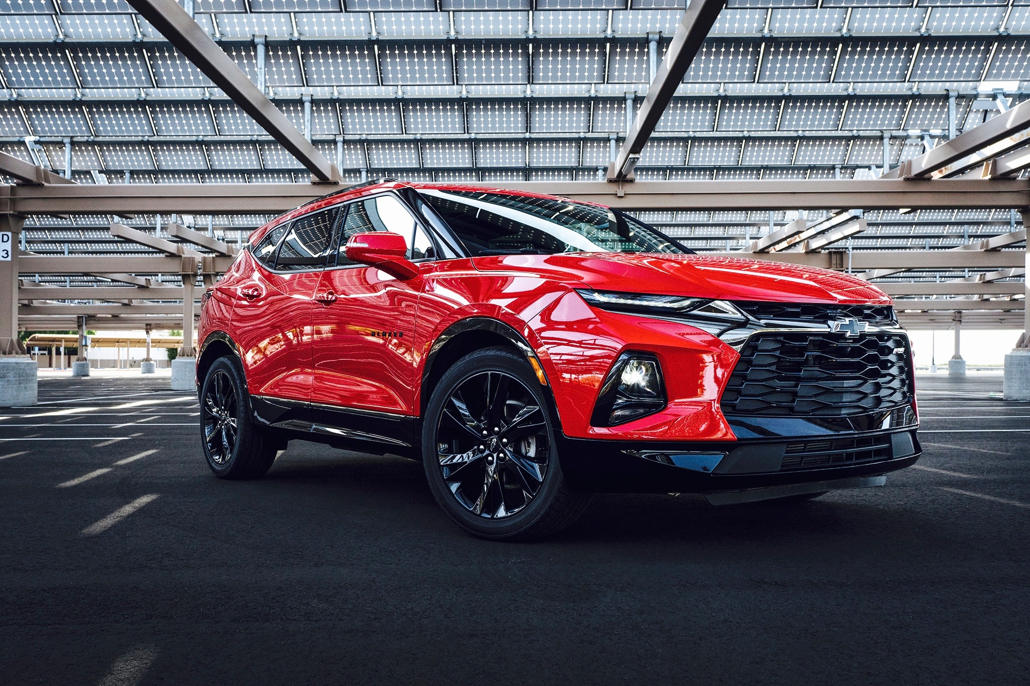 2019 Chevrolet Blazer RS 09