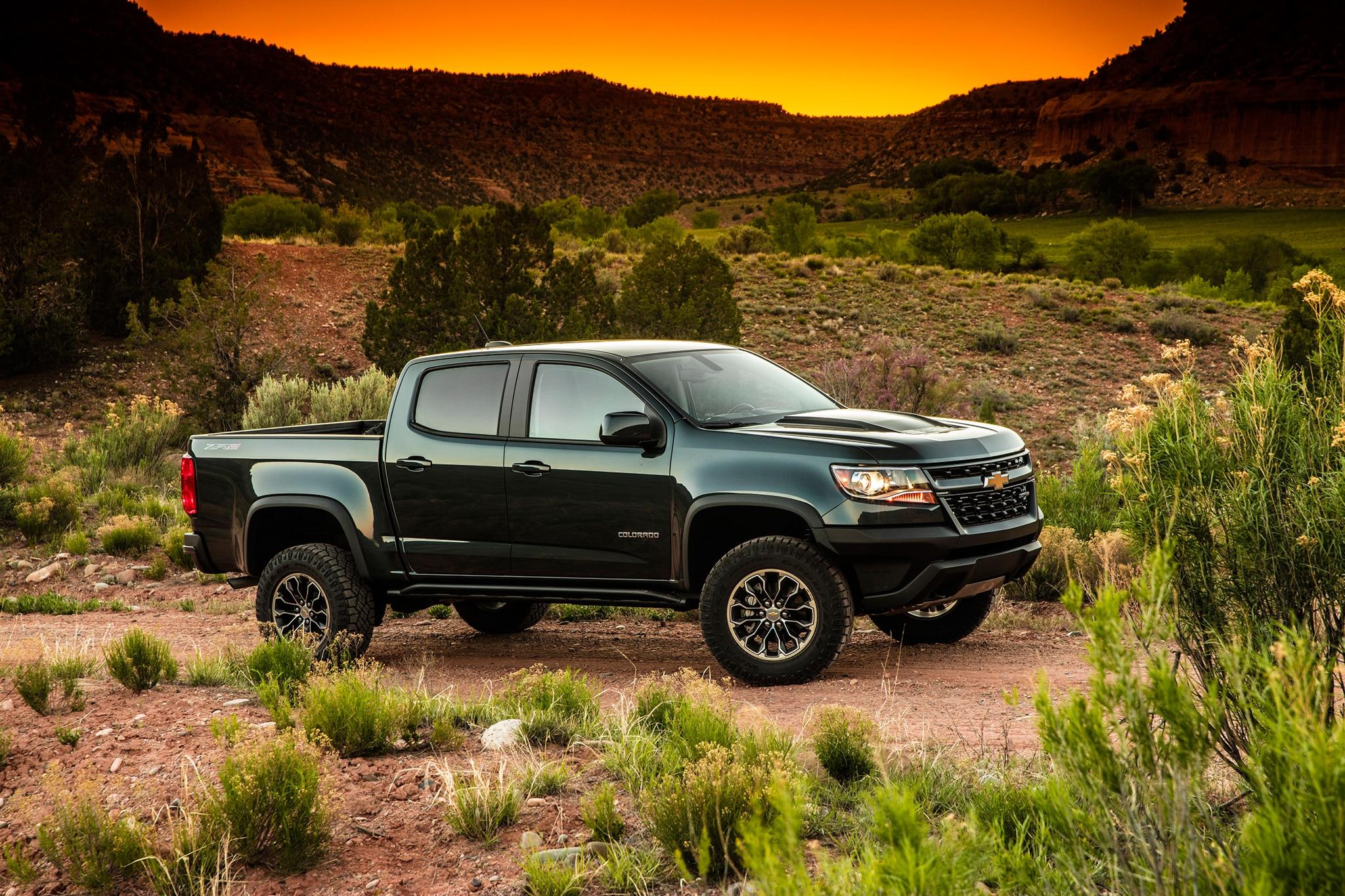 2019 Chevrolet Colorado ZR2 Review: Capable—and Safe, Too ...